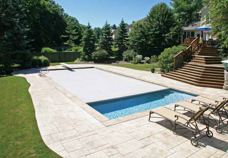 what are inground pool accessories