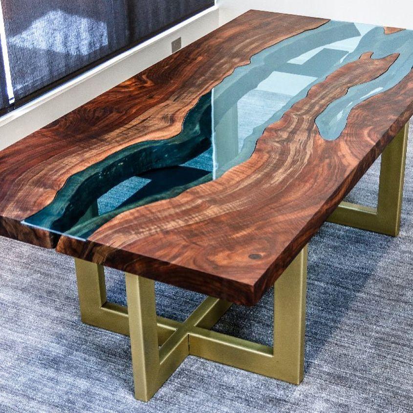 Maintain A Live Edge Coffee Table