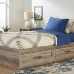 Twin Beds with Storage