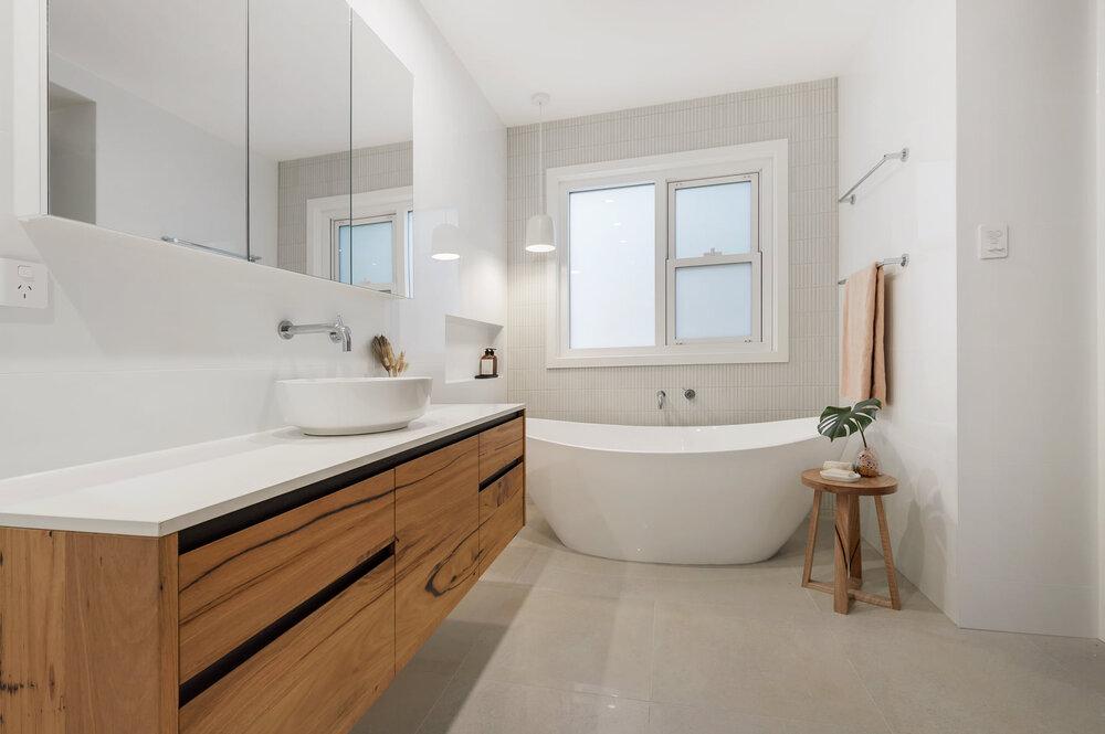 Solid Wood Bathroom Vanity