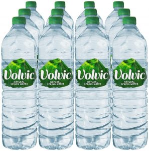 Volvic Water Mineral Water 12 Packs