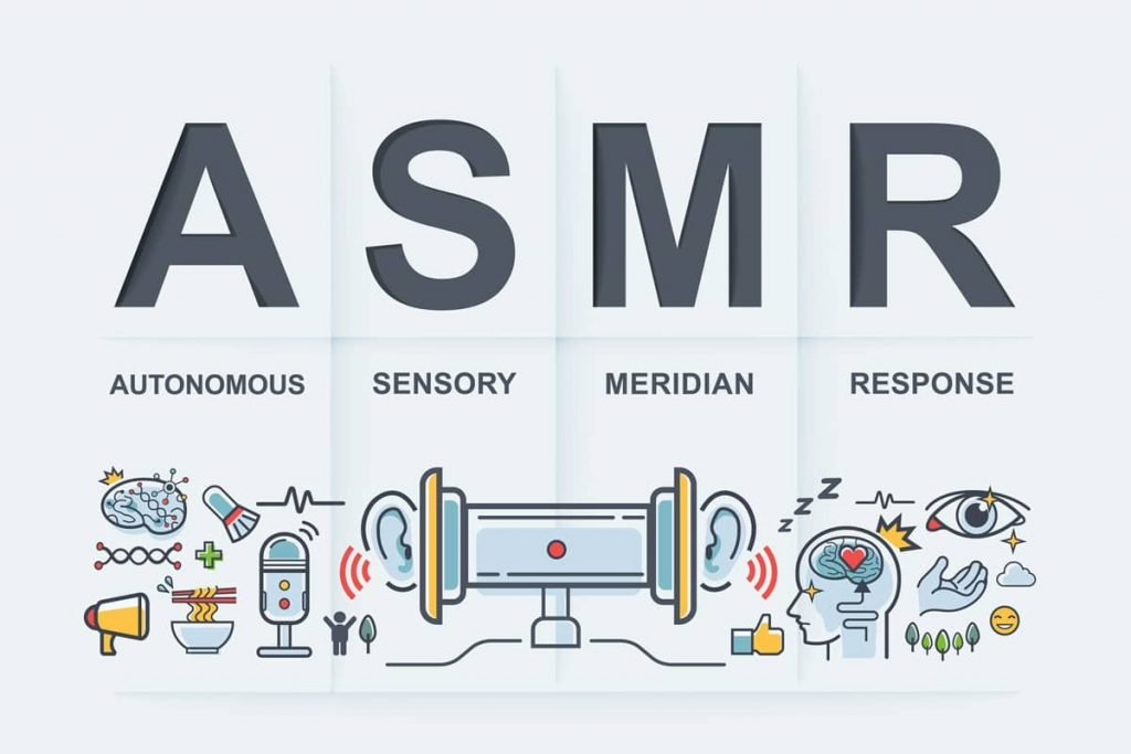 What an ASMR is?