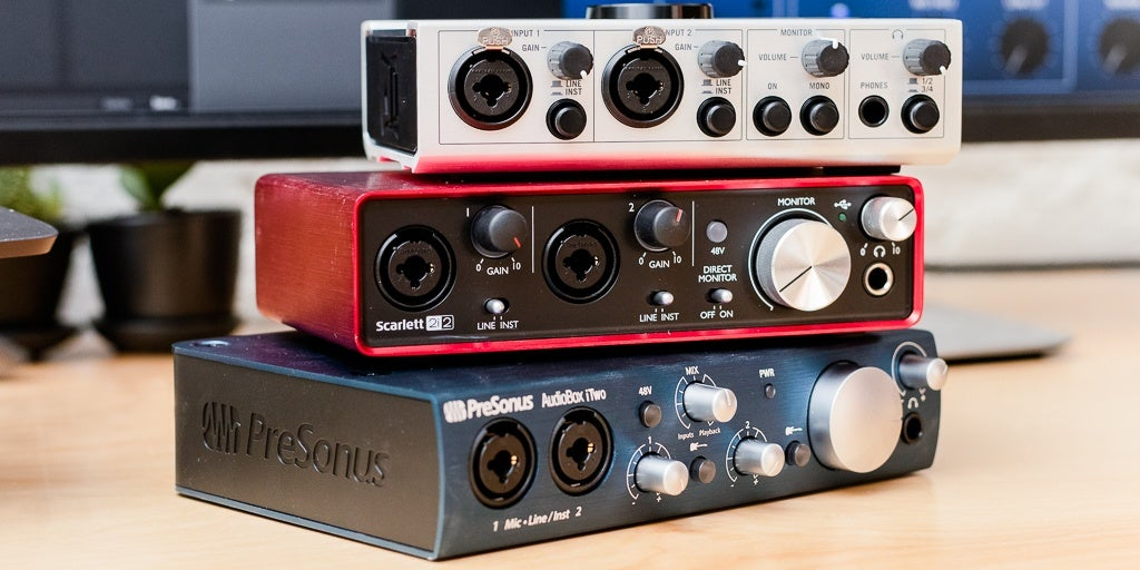 Use The Right Audio Interface.